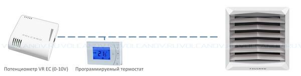 Потенциометр для Volcano VR EC (0-10 V) #1-4-0101-0453